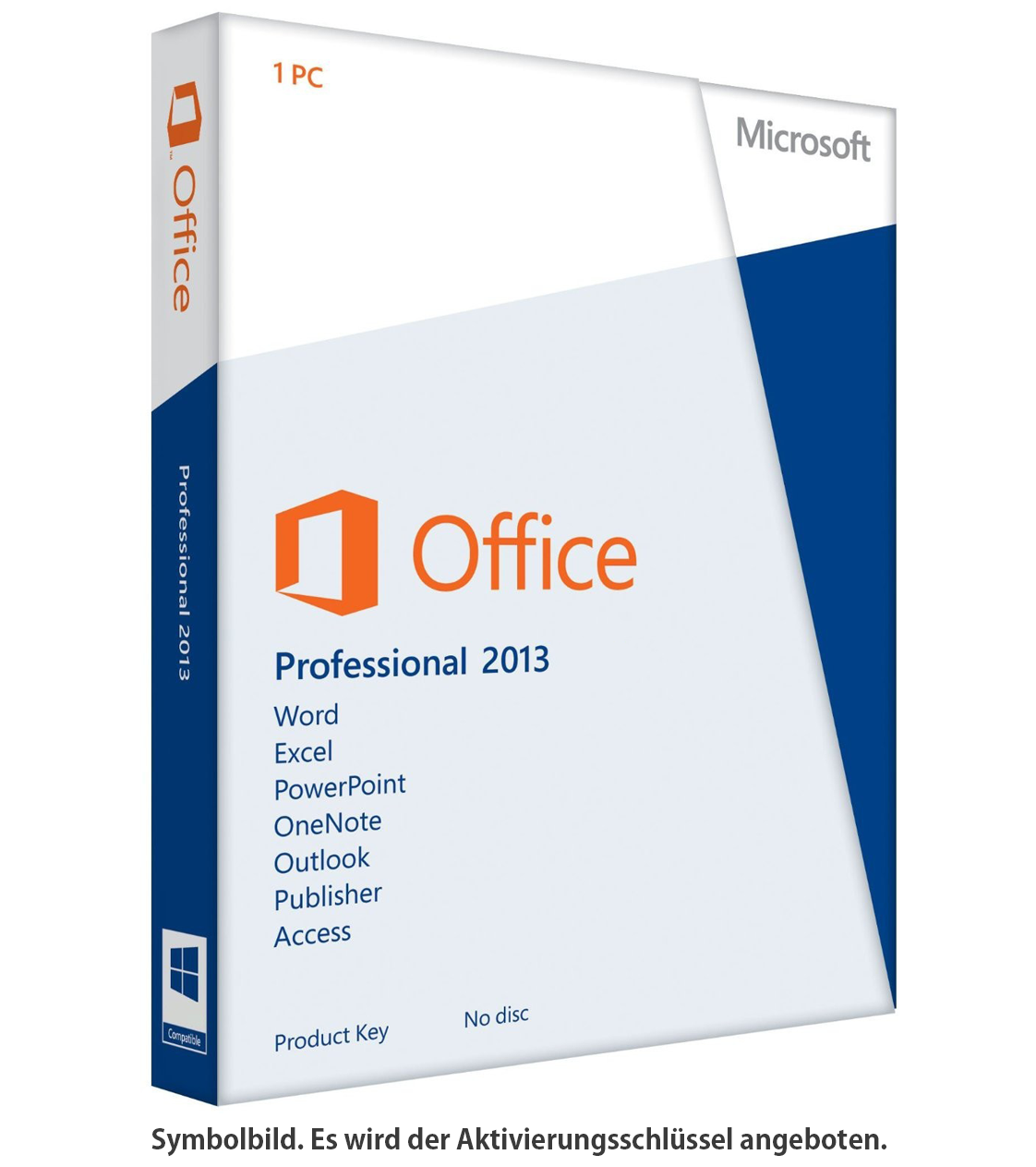 Microsoft Office Professional 2013 günstig kaufen - SoftwareNinja.de