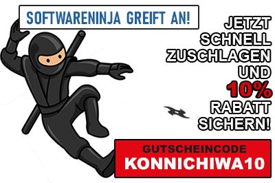 10% Rabatt bei SoftwareNinja